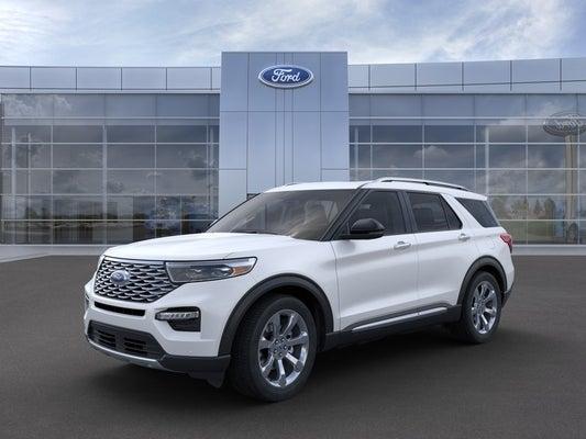 2020 Ford Explorer Platinum In Anderson Sc Greenville Ford Explorer Anderson Ford Sc